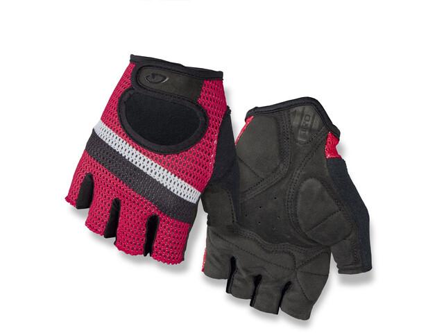 Giro Siv Gloves bright red/stripe
